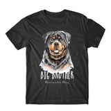 Dogs Funny Logos T-Shirt Golden Retriever Bread Animals-Gildan-Daataadirect.co.uk