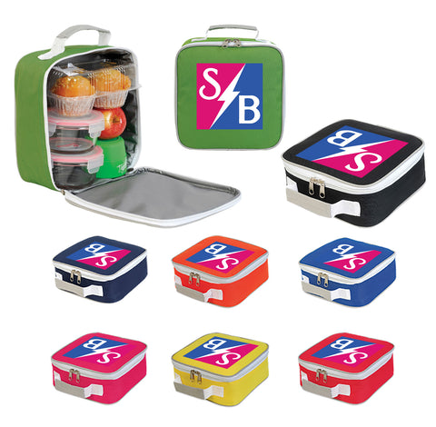 Sis VS Bro Sandwich Lunchbox Bag Youtuber Gaming Fun Boy Girl Birthday Gift-Shugon-Daataadirect.co.uk