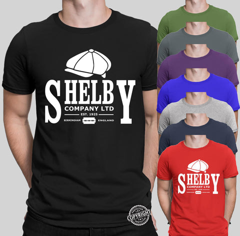 Shelby Company Ltd T Shirts-Gildan-Daataadirect.co.uk