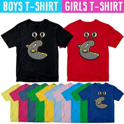 Slogoman Gaming Youtuber Gamer Vlogger Boys Girls Tee-Gildan-Daataadirect.co.uk