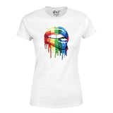 Plus Size Womens Summer Short Sleeve T-Shirt-Gildan-Daataadirect.co.uk