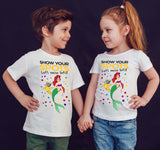 Ariel Children In need Ariel Kids T-Shirt-Gildan-Daataadirect.co.uk