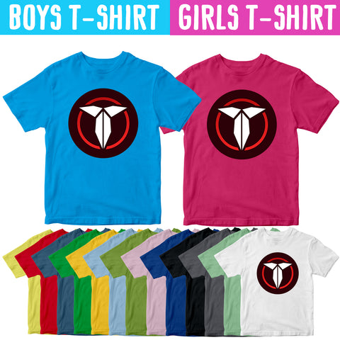 Terroriser Irish Youruber Gaming Birthday Kids T-Shirt-Gildan-Daataadirect.co.uk