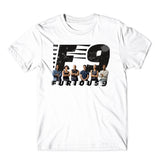 The Fast Saga F9 2020 T-Shirt-Gildan-Daataadirect.co.uk