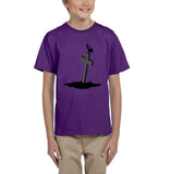 Bat On Tom Kids T Shirt-Gildan-Daataadirect.co.uk