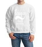 BERMINGHAM Best City Men Sweat Shirts White-Gildan-Daataadirect.co.uk