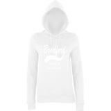 "BRADFORD Best City Women Hoodies White-Hoodies-AWD-Arctic white-XS UK 8 Euro 32 Bust 30""-Daataadirect"