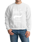 BRIGHTON And HOVE Best City Men Sweat Shirts White-Gildan-Daataadirect.co.uk