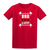 Bro Do You Even Lift Mens T Shirts-t-shirts-Gildan-Red-S-Daataadirect