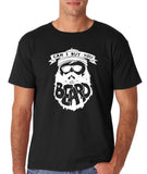 "Can I Buy U A Beard Men T Shirts White-T Shirts-Gildan-Black-M To Fit Chest 38-40"" (96-101cm)-Daataadirect"