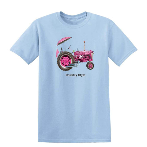 Country Style 19556HL4 Mens T Shirt-Gildan-Daataadirect.co.uk