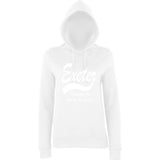 "[daataadirect.co.uk]-EXETER Probably The Best City In The World Womens Hoodies White-Hoodies-AWD-Arctic white-XS UK 8 Euro 32 Bust 30""-Daataadirect"