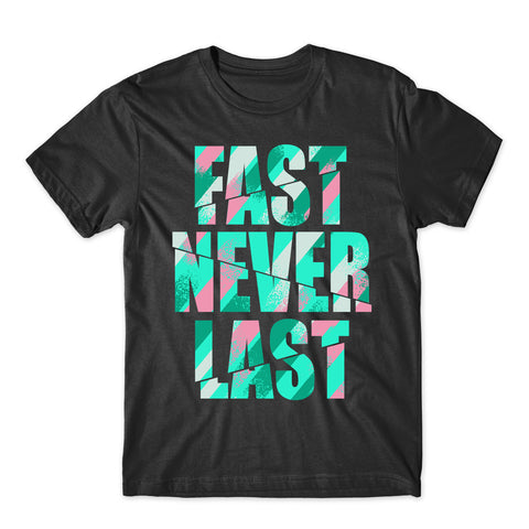 Best Always fast never last - Amazing Motivational T-Shirts Kids T Shirts-Gildan-Daataadirect.co.uk
