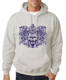 Glory or Death Men Hoodies-Gildan-Daataadirect.co.uk