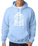 Guns Don't Kill Dad Having Pretty Daughters Kill People Men Hoodies White-Gildan-Daataadirect.co.uk