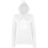 "Guns Don,t Kill Dads With Pretty Daughters Kill People Women Hoodies White-Hoodies-AWD-Arctic white-XS UK 8 Euro 32 Bust 30""-Daataadirect"