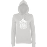 "Guns Don,t Kill Dads With Pretty Daughters Kill People Women Hoodies White-Hoodies-AWD-Ash-XS UK 8 Euro 32 Bust 30""-Daataadirect"