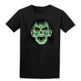 Halloween Zombie Mens T-Shirt-Gildan-Daataadirect.co.uk