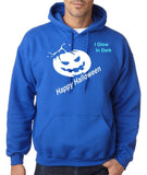 Happy Halloween Jackee Scary Men Hoodies-Gildan-Daataadirect.co.uk
