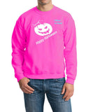 Happy Halloween Jackee Scary Men SweatShirts-Gildan-Daataadirect.co.uk