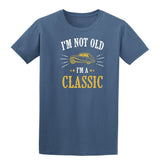 I Am Not Old I Am A Classic Mens T Shirts-Gildan-Daataadirect.co.uk