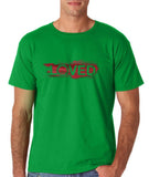 "I Loved Red Men T Shirts Red-T Shirts-Gildan-Irish Green-S To Fit Chest 36-38"" (91-96cm)-Daataadirect"