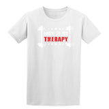 Iron Is My Therapy Mens T Shirts-Gildan-Daataadirect.co.uk
