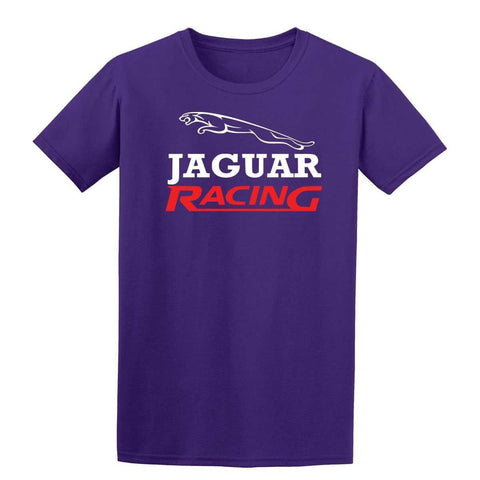 Jaguar Racing Mens T-Shirt-Gildan-Daataadirect.co.uk