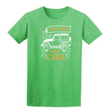 Jeep Hair Dont Care Mens T Shirts-Gildan-Daataadirect.co.uk