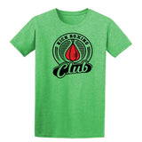 Kick Boxing Club Mens T Shirts-Gildan-Daataadirect.co.uk