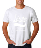 LEICESTER Probably The Best City In The World Mens T Shirts White-Gildan-Daataadirect.co.uk