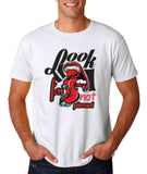 Look I'm not Pierced Mens T Shirts-Gildan-Daataadirect.co.uk