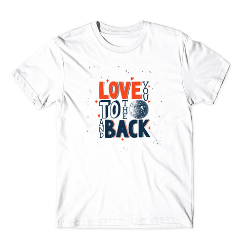 I Love You Valentine's Day T-shirt-Gildan-Daataadirect.co.uk