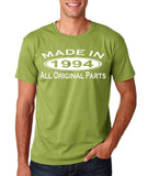 Made In 1994 All Original Parts White Mens T Shirt-Gildan-Daataadirect.co.uk