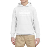 Made in Palestine All Original Parts Kids Hoodie White-Gildan-Daataadirect.co.uk