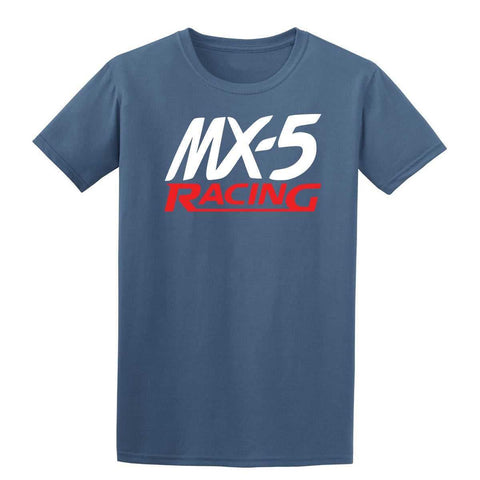 Mazda Mx5 Racing Mens T-Shirt-Gildan-Daataadirect.co.uk