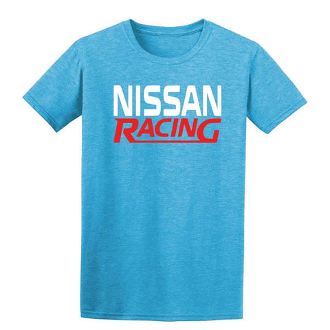 Nissan Racing Mens T-Shirt-Gildan-Daataadirect.co.uk