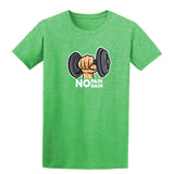 No Pain No Gain Mens T Shirts-Gildan-Daataadirect.co.uk