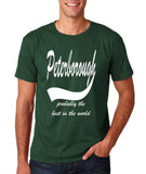 PETERBOROUGH Probably The Best City In The World Mens T Shirts White-Gildan-Daataadirect.co.uk