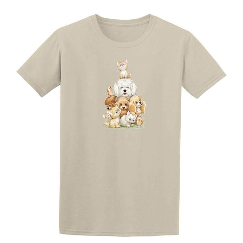 Sheep Dog in the Center 20206HL6 Kids T Shirt-Gildan-Daataadirect.co.uk