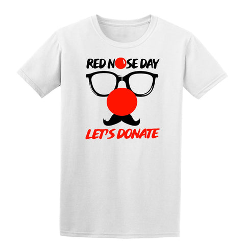 Spectacular Red Nose Day Boy Girl School Kids T-Shirt-Gildan-Daataadirect.co.uk