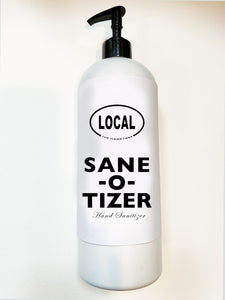 SANE-O-TIZER Hand Sanitizer 39oz. Pump Bottle