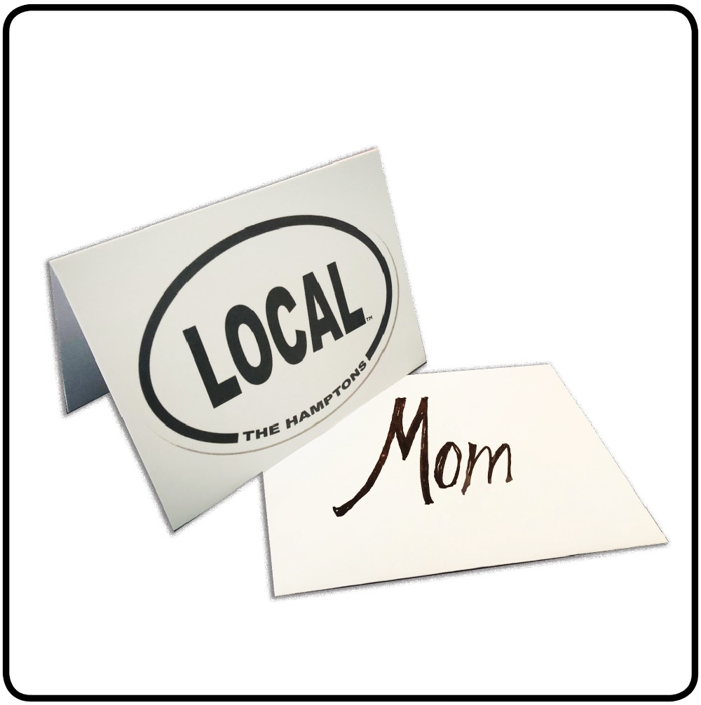 LOCAL Note Card & Envelope