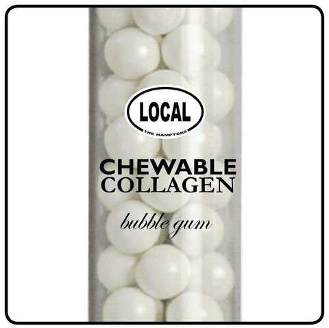 Chewable Collagen Bubble Gum