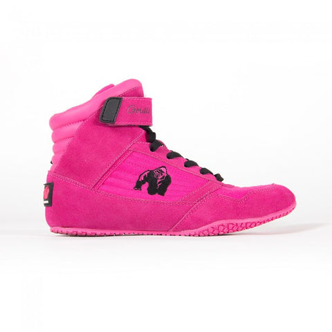Gorilla Wear High Tops - Pink - Gorilla Wear SA Gorilla Wear SA - Gorilla Wear South Africa