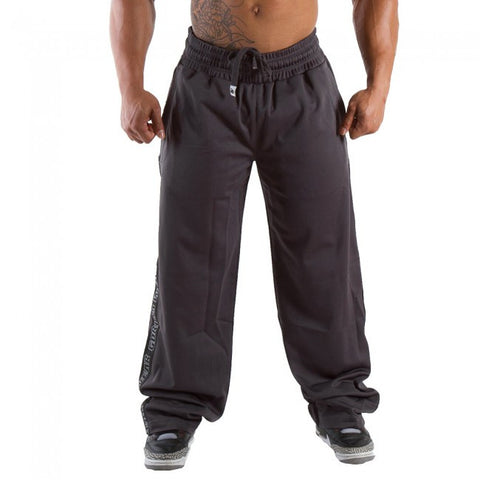 Dunellen Mesh Pants - Anthracite - Gorilla Wear South Africa