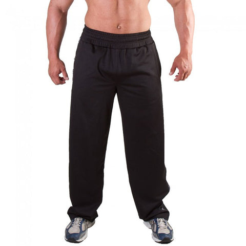 Dunellen Mesh Pants - Black - Gorilla Wear SA Gorilla Wear SA - Gorilla Wear South Africa