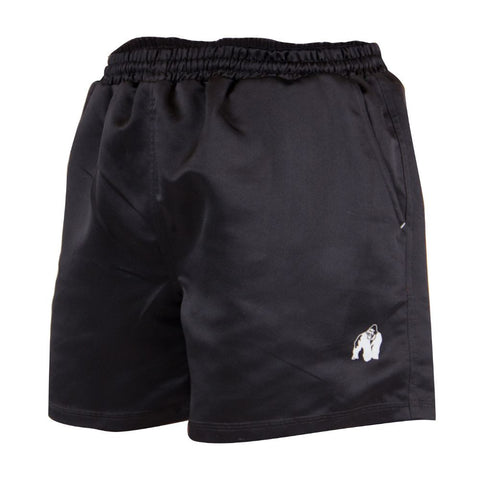 Miami Shorts - Black - Gorilla Wear South Africa