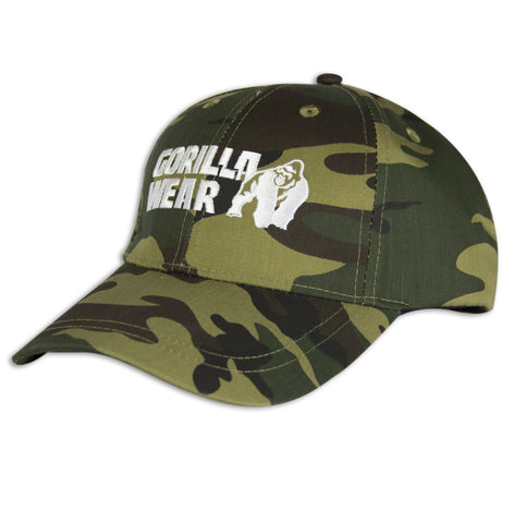Camouflage Cap - Green - Gorilla Wear South Africa