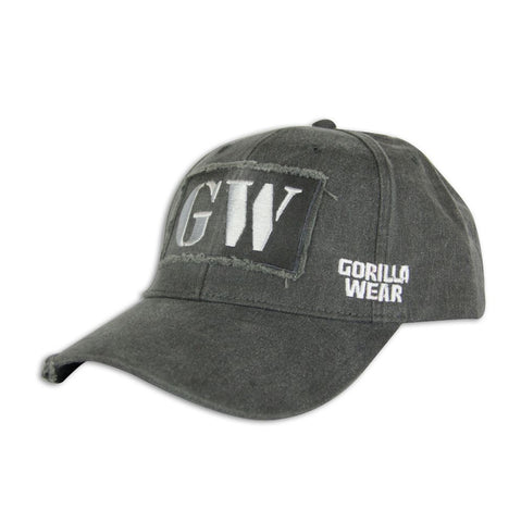 GW Washed Cap Gray - Gorilla Wear SA Gorilla Wear SA - Gorilla Wear South Africa